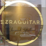 Gold Leaf for Ezra Guitar