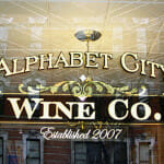 Gold Leaf for Alphabet City Wine Co