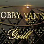 Gold Leaf for Bobby Vans Grill