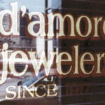 Gold Leaf for D Amore Jewelers
