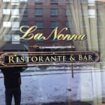 Gold Leaf for La Nonna Ristorante & Bar
