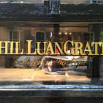 Gold Leaf for Phil Luangrath
