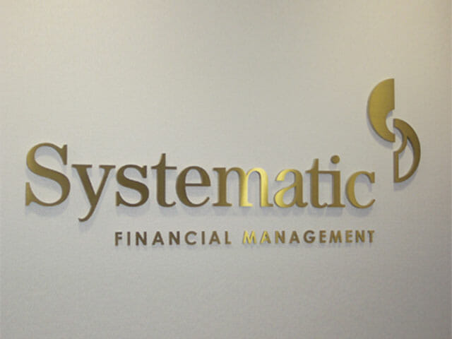 Wall Mounted Letters for Systematic Financial Management