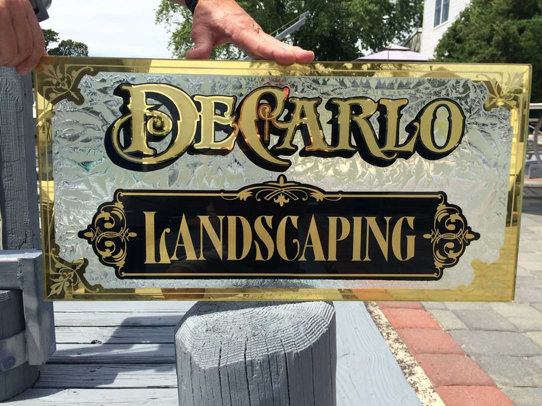 decarlo-landscaping-glass-gilding